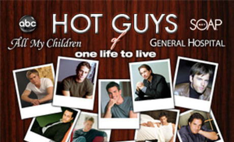 All My Children, General Hospital, One Life to Live Hunks: On Sale Now!