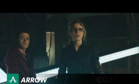 Arrow Sneak Peek: Til Death Do Us Part
