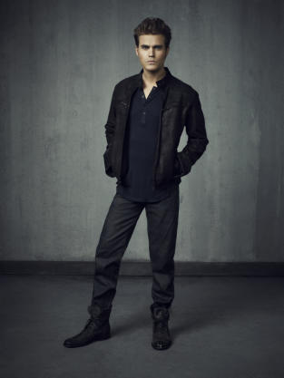 Paul Wesley for The Vampire Diaries