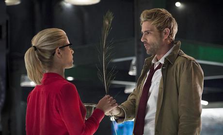 Nice to Meet You - Arrow Season 4 Episode 5