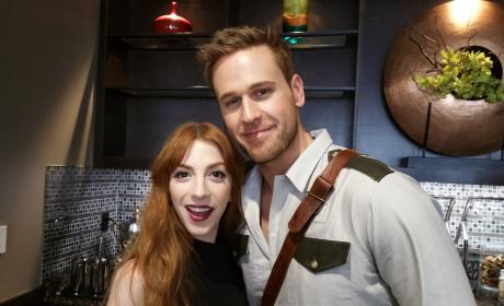 Younger Interview: Molly Bernard and Dan Amboyer on Life After Liza's Secret, Idol Worship & More