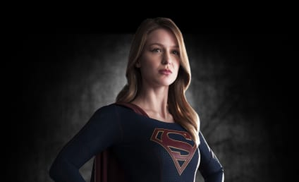 Melissa Benoist as Supergirl: First Look!