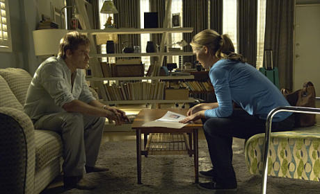 Dexter Review: Sex, Murder and Videotapes