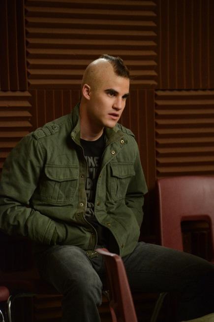 Blaine as Puck