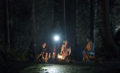 Dead of Summer Camping