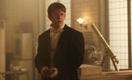 Flashback for Jekyll - Once Upon a Time Season 6 Episode 4