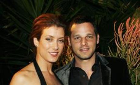 Justin Chambers, Kate Walsh