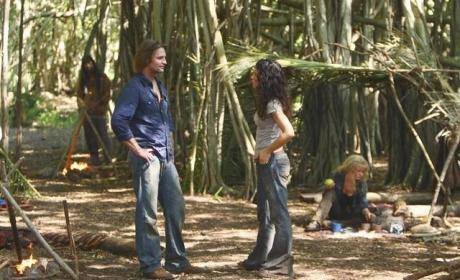 Sawyer and Kate Picture