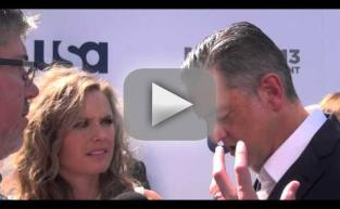 Maggie Lawson and Timothy Omundson Interview