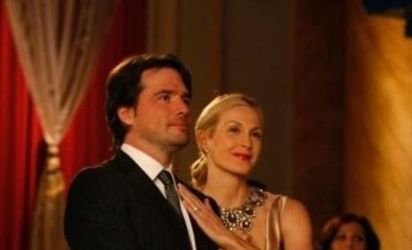 Gossip Girl Spoilers: Rufus and Lily Tension