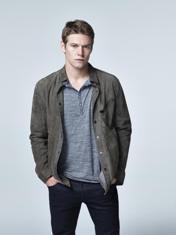 Zach Roerig Promotional Photo