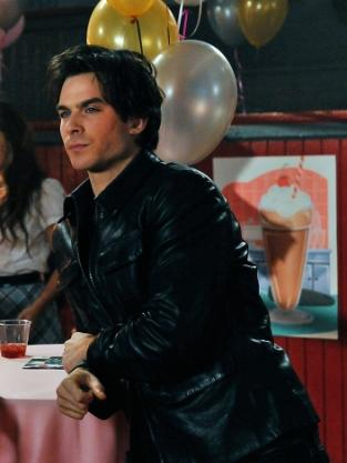 Damon at the Dance