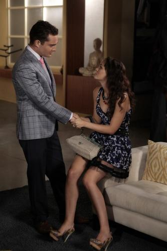Blair With Chuck