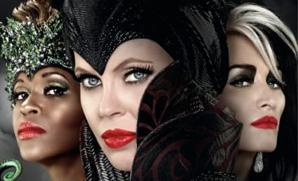 Once Upon a Time Poster: The Queens of Darkness Are Coming