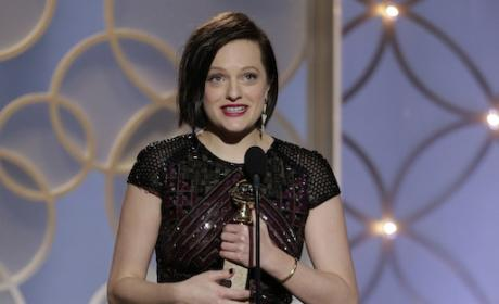 TV Ratings Report: Golden Globes Dominate, Revenge Drops