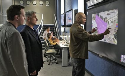 Coming to CBS: NCIS: Los Angeles