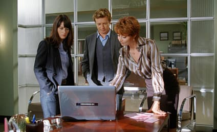 "The Mentalist Preview: ""Bleeding Heart"""