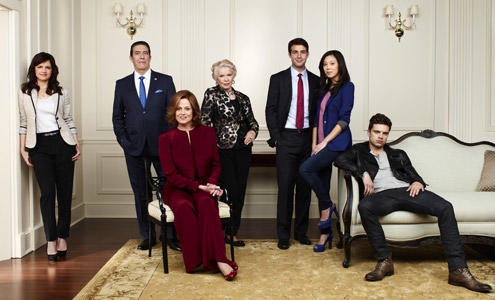 Political Animals Cast Pic