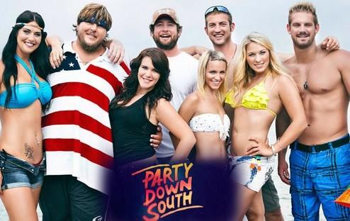 Party Down South Kids