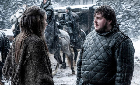 Samwell Says Goodbye - Game of Thrones Season 5 Episode 7