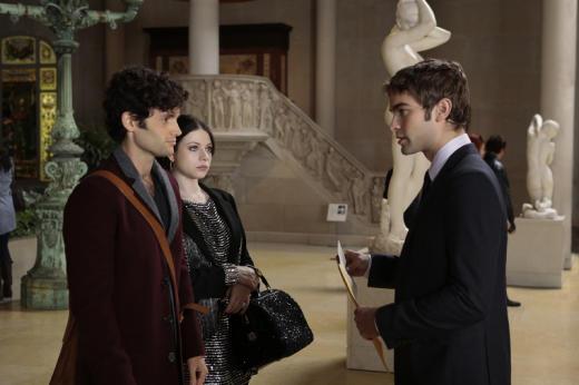 Dan, Nate and Georgina