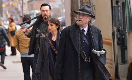 A Brilliant Plan - The Strain Season 2 Episode 10