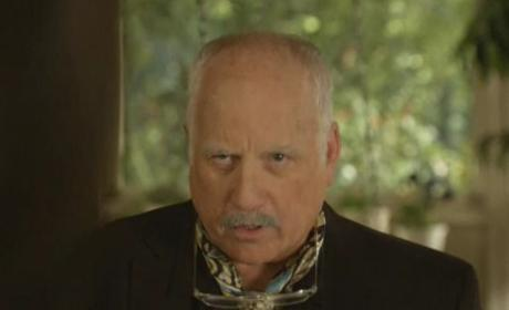 Richard Dreyfuss on Parenthood