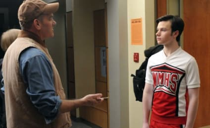 "Glee Review: ""Laryngitis"""