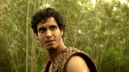 Elyes Gabel in GoT