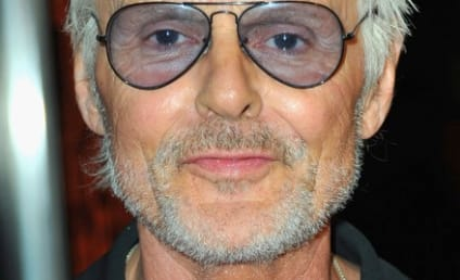 Michael Des Barres Ready to Rock on NCIS