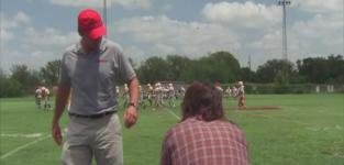 Friday Night Lights Clip - Tim and Coach