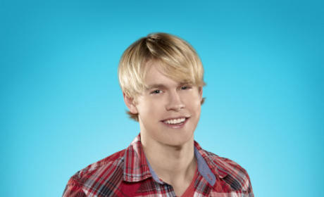 Chord Overstreet Promoted to Glee Series Regular