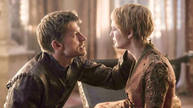 Jaime and cersei game of thrones