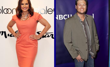 Tournament of TV Fanatic: Mariska Hargitay vs. Blake Shelton!