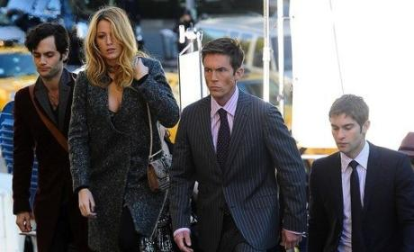 Gossip Girl Finale Set Videos: Behind the Scenes!