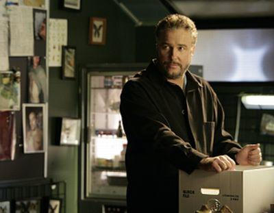 William Petersen as Gil Grissom