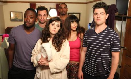 How would you grade New Girl Season 3?