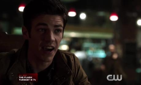The Flash Promo: Life Father, Like Son