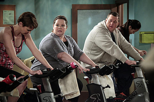 Molly & Mike At the Gym
