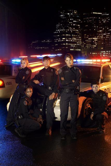 Rookie Blue Cast Photo