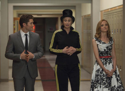 Watch Glee Season 3 Episode 21 Online