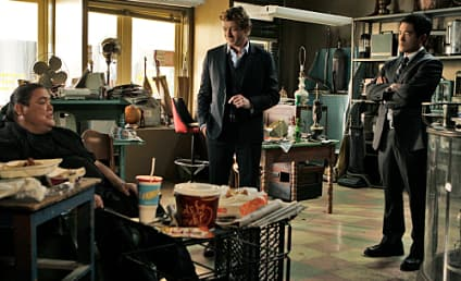 """The Mentalist Review: """"Blood In, Blood Out"""""""