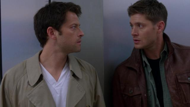 Dean and castiel supernatural