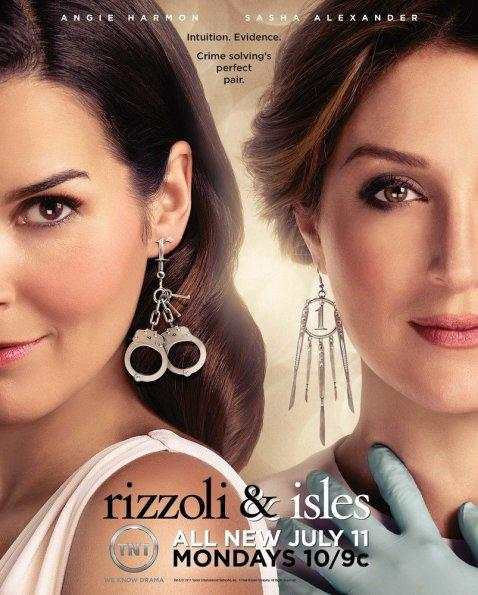 Rizzoli & Isles Season Two Poster