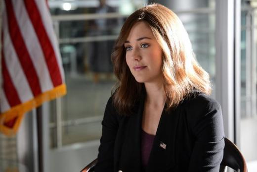 Megan Boone on The Blacklist