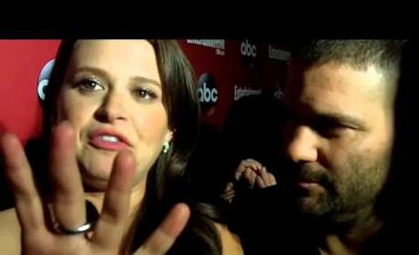 Scandal Interview: Katie Lowes, Guillermo Diaz and Bellamy Young