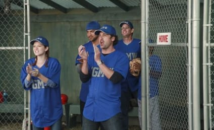 Grey's Anatomy Review: Batter Up!