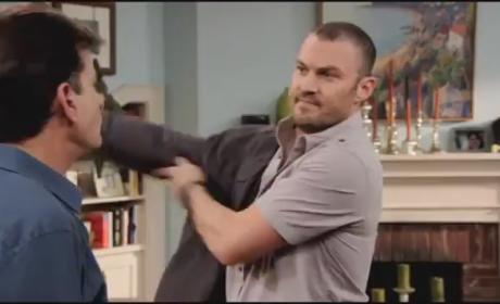 Anger Management Sneak Peeks: Stop Banging, Charlie!