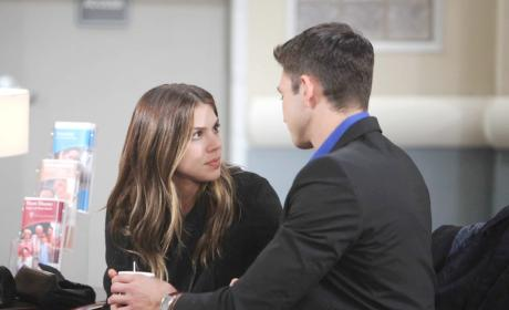 How Far Will She Go - Days of Our Lives