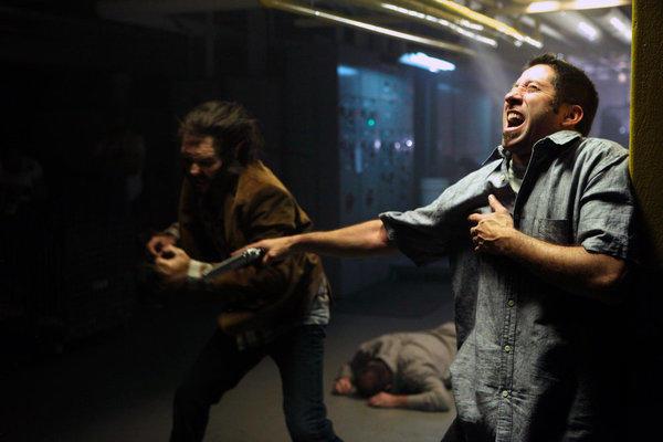 Grimm Action Shot